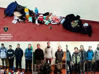 Под Чернобылем поймали двух сталкеров из России