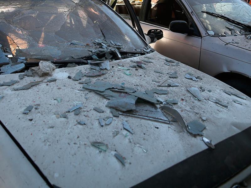 Дипломатический квартал Кабула обстреляли ракетами