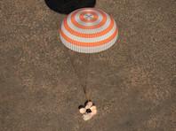 """Астронавт рассказал о нештатной ситуации на корабле """"Союз"""" при возвращении на Землю"""