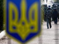 Командование ВВС Украины сообщило о нападении 40 человек в балаклавах  на воинскую часть