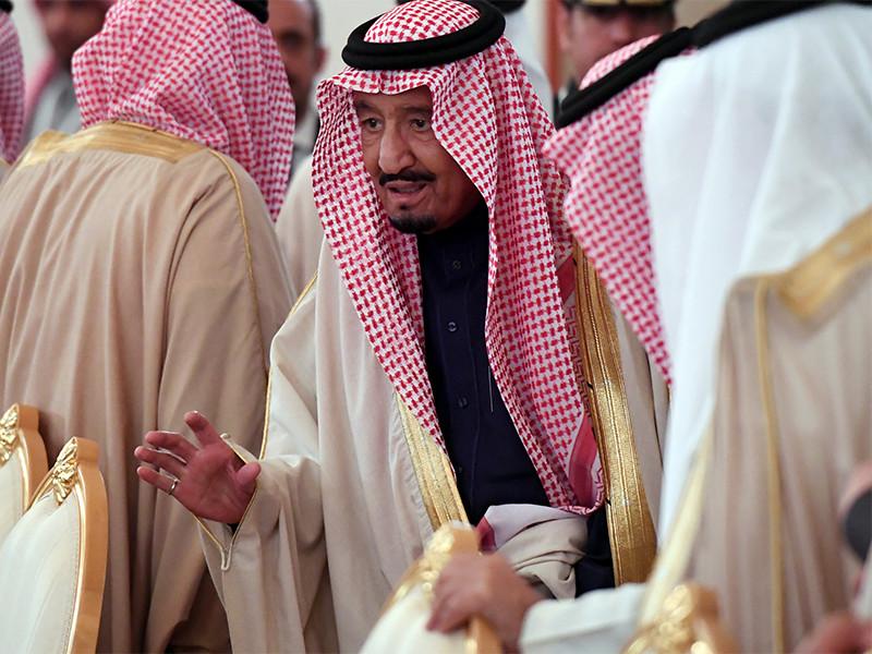 Королю Саудовской Аравии понравилась новая стратегия Трампа в отношении Ирана