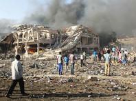Число жертв взрыва в столице Сомали возросло до 276