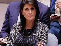 """Посольство РФ ответило на обвинения постпреда США при ООН в """"военных действиях"""" в адрес России"""