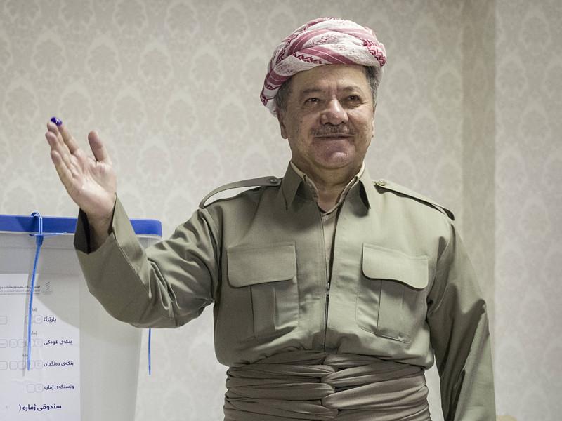 Глава Иракского Курдистана Масуд Барзани в послании региональному парламенту сообщил своем отказе оставаться на посту после завершения мандата 1 ноября