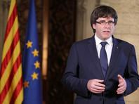 Президент Каталонии Карлес Пучдемон попросил парламент обсудить и выставить на голосование вопрос о том, как ответить на план центрального испанского правительства по установлению контроля над северо-восточным регионом