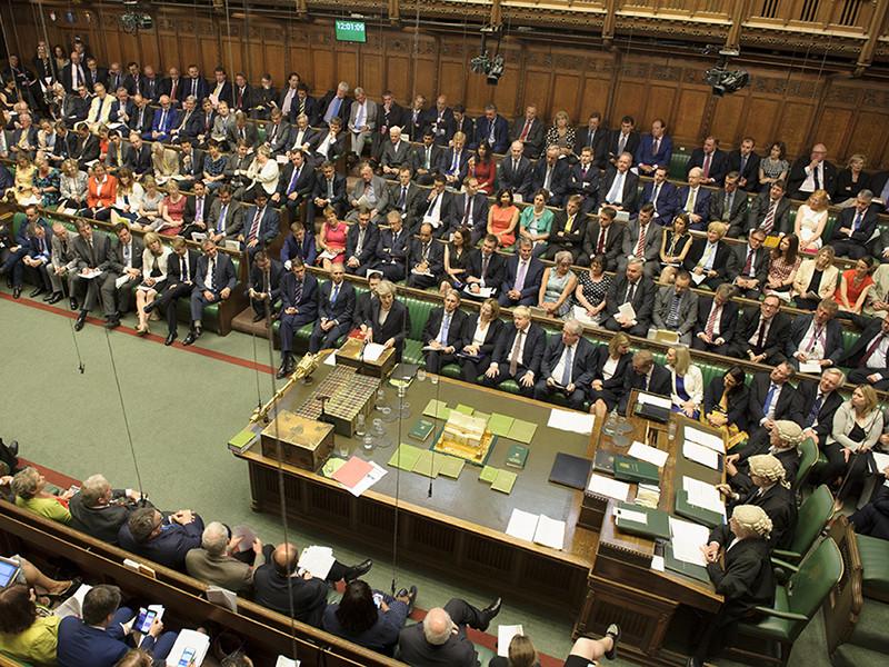 Британия обвинила Иран в летней кибератаке на парламент