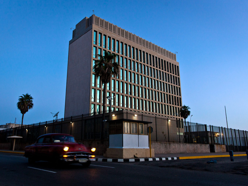 """На Кубе нашли возможный источник """"акустических атак"""" на дипломатов США"""