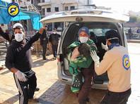 ООН возложила на власти Сирии вину за химатаку в Хан-Шейхуне
