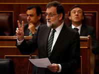 """Мадрид в преддверии истечения срока ультиматума по провозглашению независимости призвал власти Каталонии к """"благоразумию"""""""