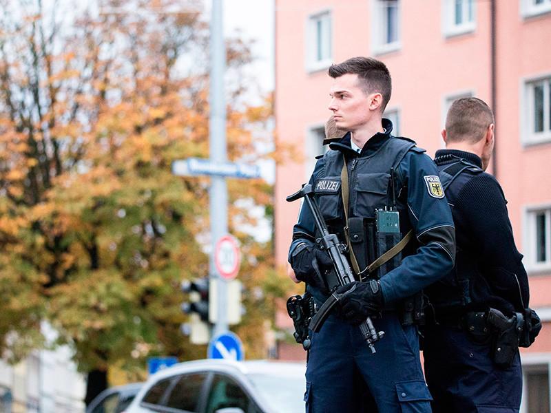 В Мюнхене задержали подозреваемого в нападениях с ножом