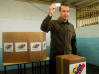 Правящая партия Венесуэлы объявила о победе на выборах губернаторов в большинстве штатов