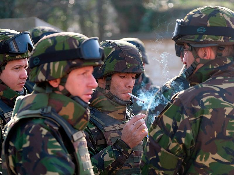 НАТО начинает размещение новой международной группировки сил в Румынии