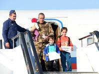В России активную кампанию по возвращению жен и детей боевиков из Ирака и Сирии развернули власти Чечни