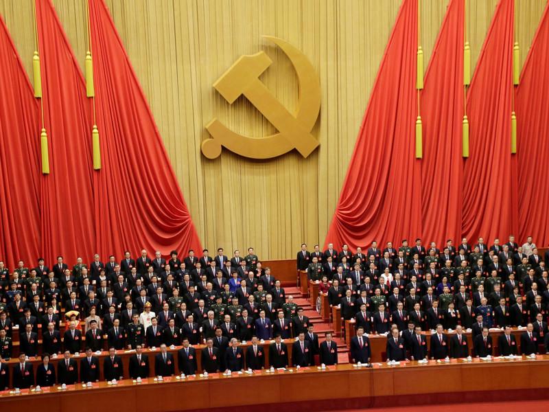 Имя Си Цзиньпина при жизни внесли в устав Компартии Китая, приравняв его к Мао Цзэдуну