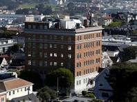 В Сан-Франциско с дипломатических зданий РФ пропали государственные флаги
