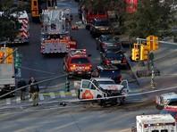 Неподалеку от мемориала жертвам 11 сентября в Нью-Йорке произошла стрельба