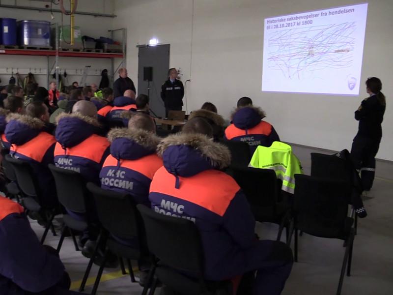 Обломки упавшего у Шпицбергена Ми-8 найдены на дне моря