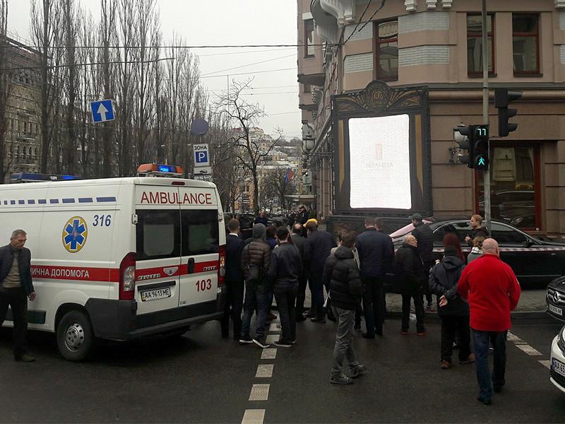 На Украине следователи установили всех причастных к убийству экс-депутата Госдумы Дениса Вороненкова