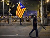 В Каталонии уклонились от ответа на вопрос Мадрида о независимости
