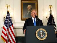 Трамп обвинил Иран в поддержке террористов, включая сына Усамы бен Ладена, и анонсировал новые санкции