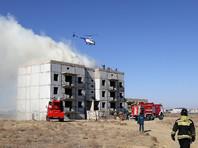 """Намеченная на 25 октября """"горячая"""" фаза учений будет заключаться в захвате условными террористами филиала предприятия Роскосмоса, расположенного в центре города"""