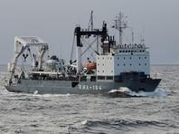 Латвия вновь заявила о появлении у своих границ российских кораблей