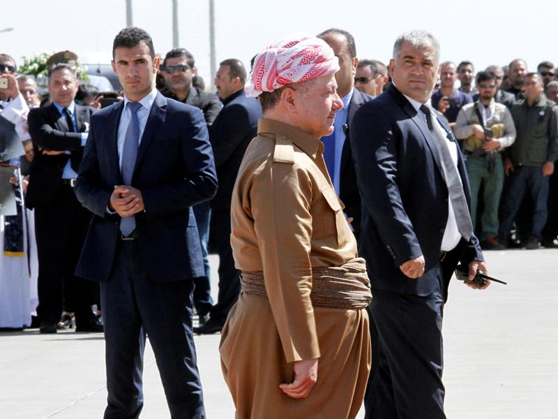 Глава Иракского Курдистана сообщил о скорой отставке