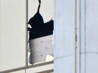 В Сеть утекли снимки из гостиничного номера, из которого пенсионер расстреливал толпу в Лас-Вегасе (ФОТО)