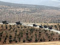 Турция направила военных и тяжелую технику в сирийский Идлиб