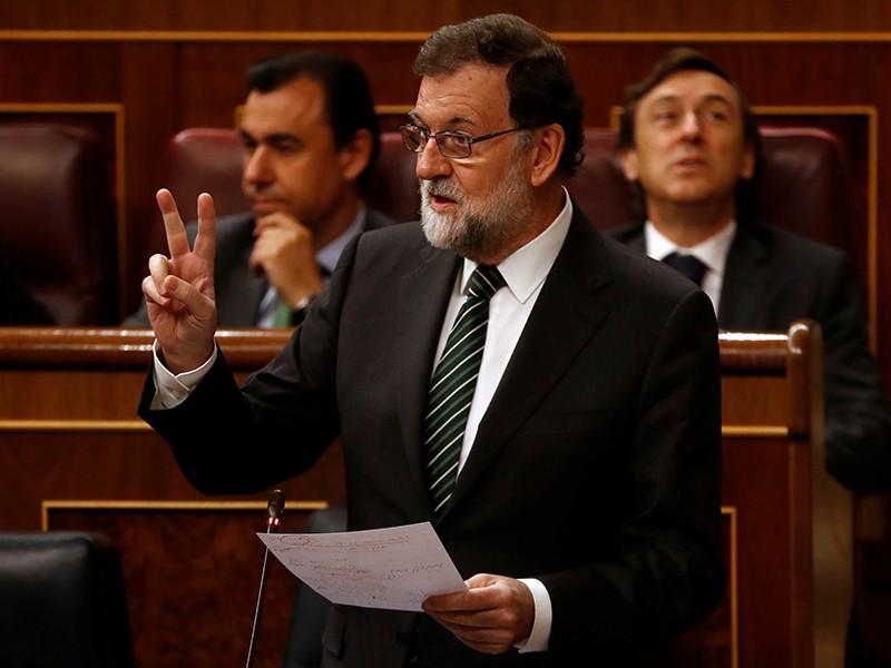 Премьер-министр Испании Мариано Рахой в преддверии истечения срока ультиматума высказал предупреждение в адрес руководства автономии