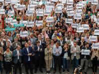 """В Каталонии объявили """"попыткой переворота"""" решение Мадрида о роспуске правительства автономии"""