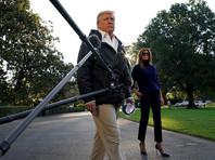 Трамп назвал расстрелявшего 59 человек в Лас-Вегасе больным, а произошедшее в городе - чудом