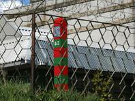 Украинец с гранатами и ртутью устроил перестрелку на границе с Курской областью