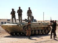 Сирийская армия отвоевала у ИГ* город Маядин
