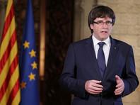 Председатель Женералитата Каталонии Карлес Пучдемон направил в Сенат Испании (верхнюю палату парламента) письмо, в котором предупредил, что ограничение автономного статуса региона решением испанских властей спровоцирует дальнейшее ухудшение ситуации