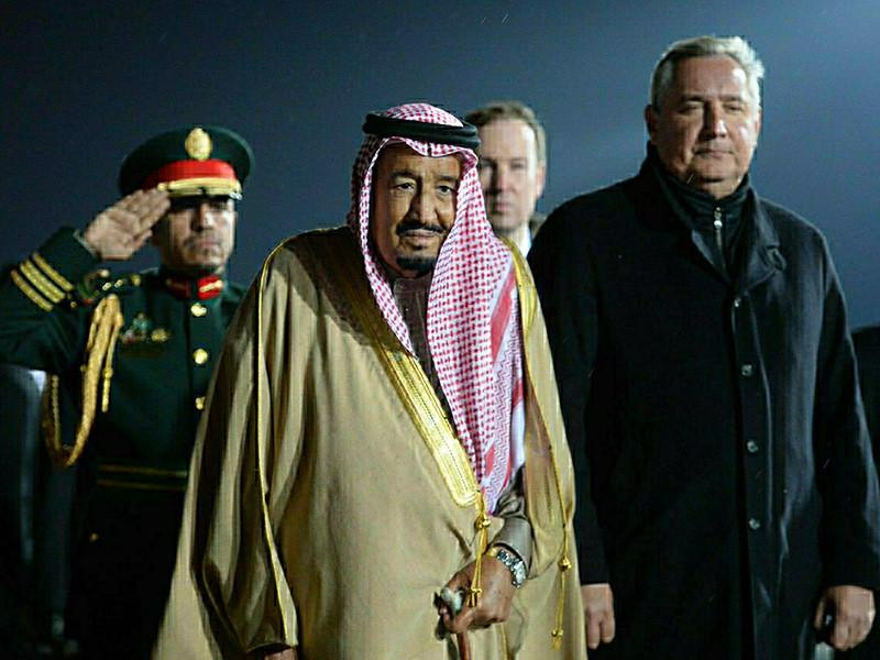 """США делают вид, что не обеспокоены визитом саудовского короля к """"хозяину Ближнего Востока"""", - санкции пока действуют"""