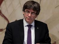 В день выдвижения ультиматума Пучдемон заявил, что не намерен до четверга отвечать на запрос правительства Испании