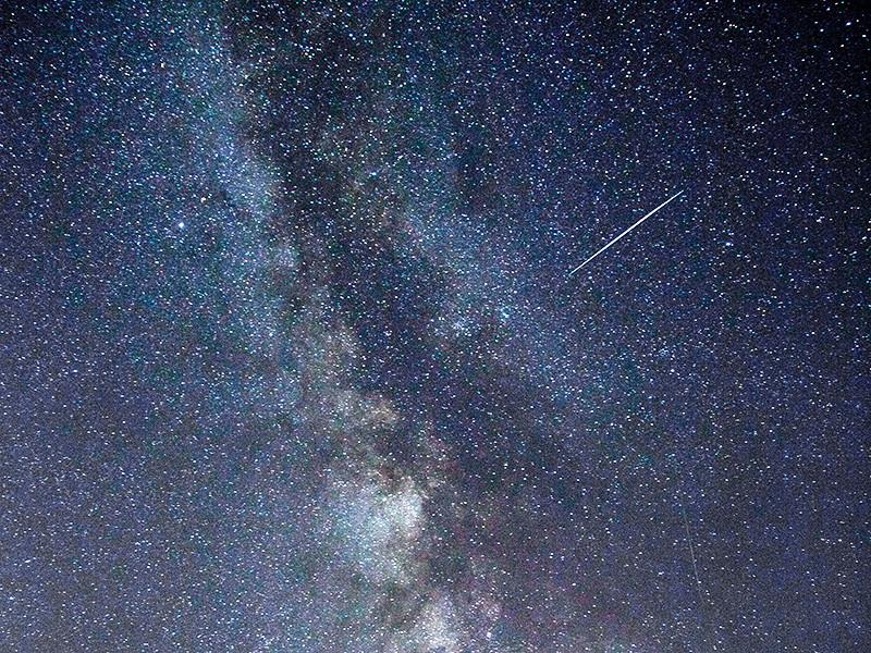 В ночь на 21 октября мимо Земли пролетит поток Орионид