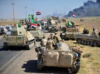 Иракские правительственные силы освободили город Хавиджа - последний оплот ИГ* в стране