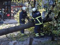 Обрушившийся на Европу ураган унес жизни шести человек