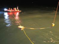 МЧС опубликовало видео исследования упавшего в море у Шпицбергена вертолета Ми-8