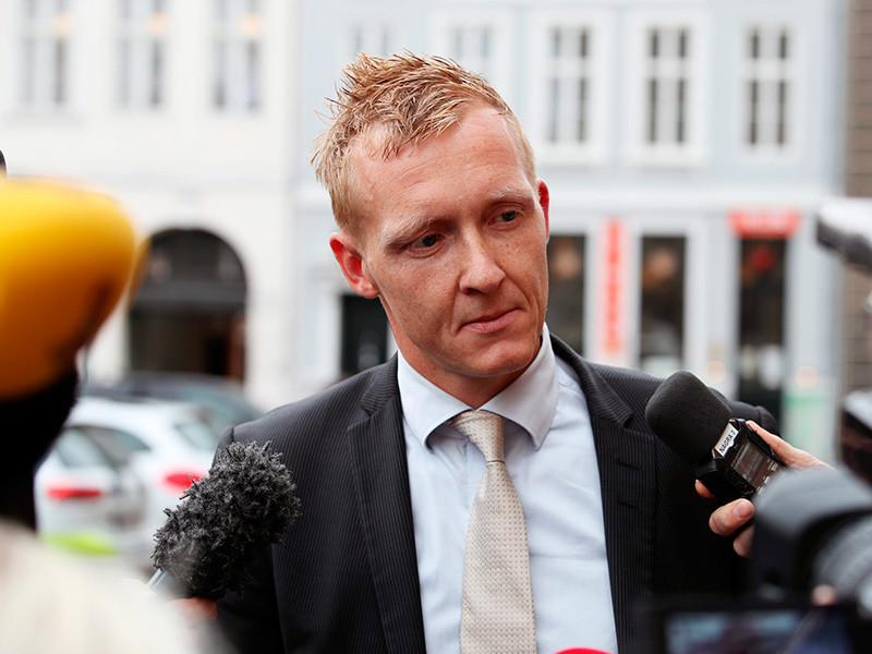 Датский изобретатель, создатель и владелец самодельной подводной лодки Петер Мадсен признался в убийстве и расчленении шведской журналистки Ким Валль