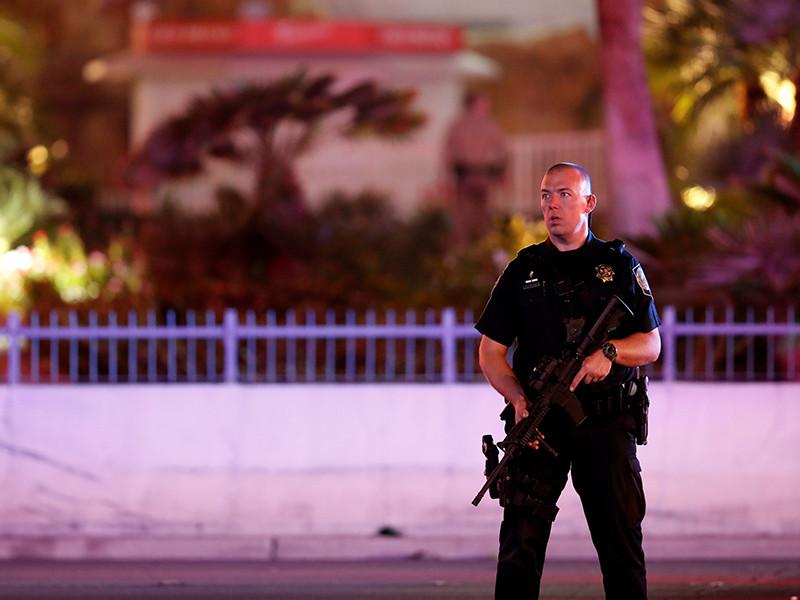 В доме стрелка, устроившего бойню в Лас-Вегасе, нашли 18 единиц оружия и взрывчатку