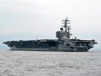 США отправляют к берегам КНДР авианосную группу