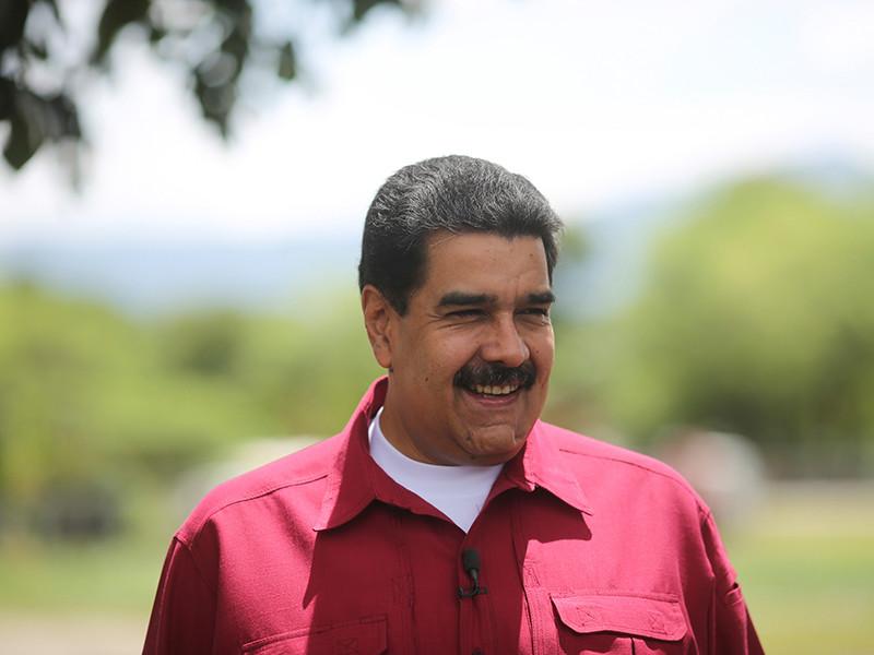 Рейтинг поддержки Мадуро на родине взлетел вверх после санкций Трампа