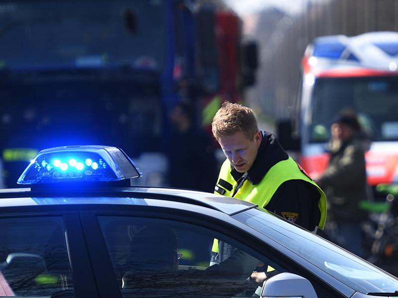 В Мюнхене мужчина с ножом напал на прохожих