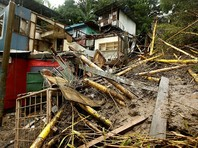"""Тропический шторм """"Нэйт"""" усилился до урагана, сообщает Национальный центр США по слежению за ураганами (NHC). Ураган, который унес жизни 28 человек, движется к побережью Мексики и США"""