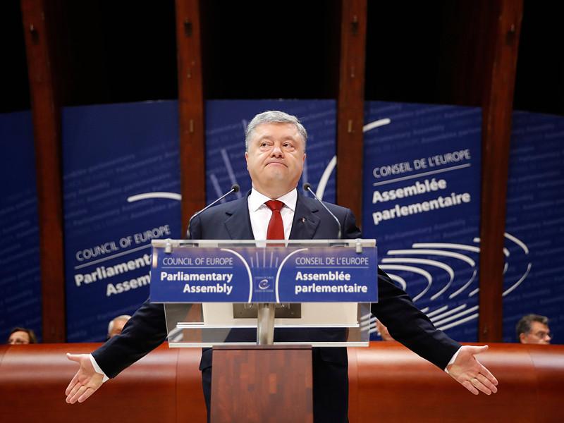 Порошенко отверг идею отказаться от Крыма за нефть или газ