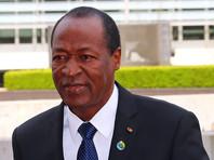 В Париже задержан брат бывшего президента Буркина-Фасо