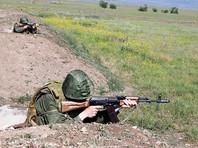 В Армении на военном полигоне Алагяз российский военнослужащий по контракту выстрелом из автомата убил сослуживца, после чего покончил с собой